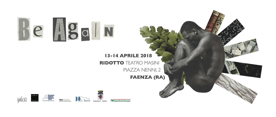 BE AGAIN. Riciclo tra Arte, Moda e Design