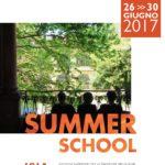 SUMMER SCHOOL all'ISIA di Faenza dal 26 al 30 giugno 2017