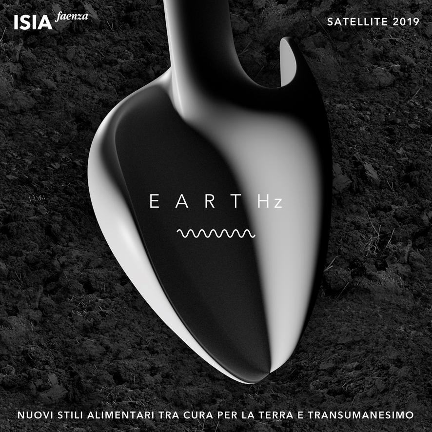 """ISIA Faenza al Salone Satellite con """"EARTHz. Nuovi stili alimentari tra cura per la terra e transumanesimo"""""""