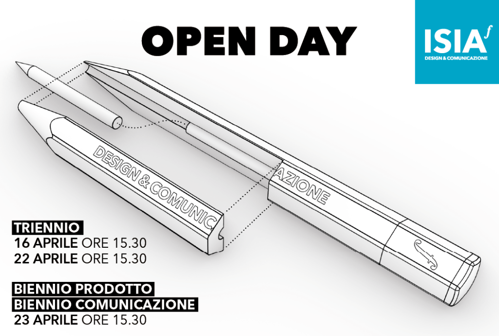 OPEN DAY DIGITALE per l'anno accademico 2021/22 di ISIA Faenza
