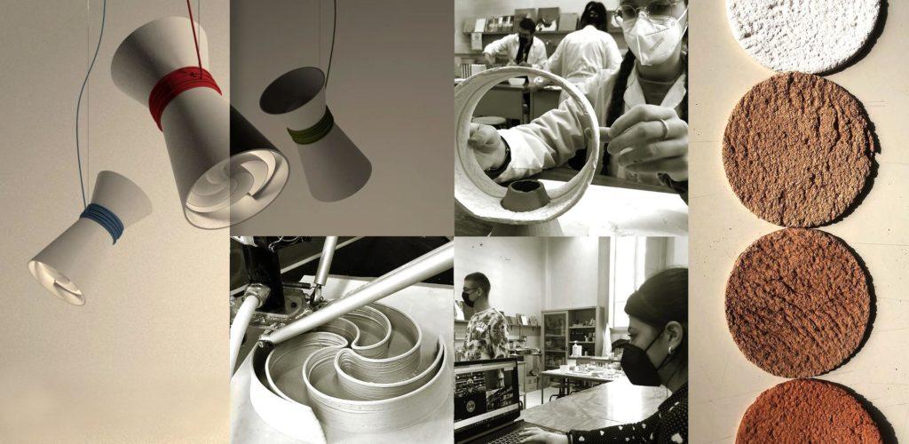 DESIGNER CUSTODI DELL'ARIA. Depuratori in ceramica nanostrutturata – Galleria dei Cento Pacifici – Ridotto del Teatro Comunale di Faenza